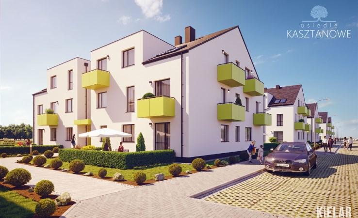 mieszkanie na sprzedaż - Siechnice (gw), Święta Katarzyna, Kasztanowa